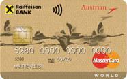Austrian Airlines-Райффайзенбанк MasterCard World