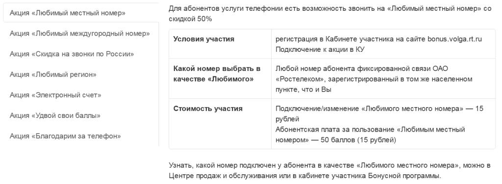 Рисунок 5 Условия на официальном сайте