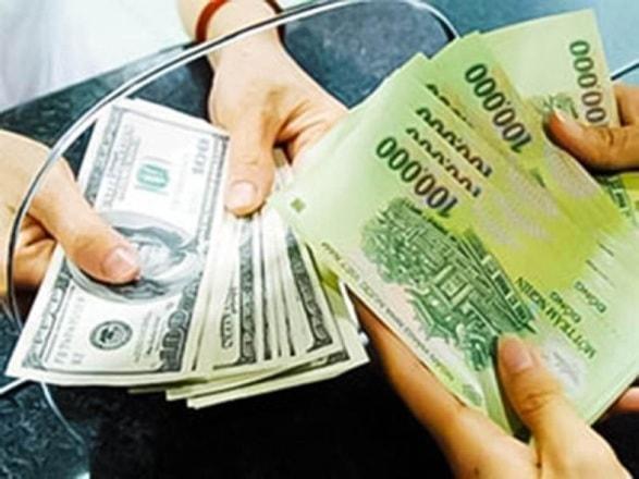 Фото 7. Доллары в большом почете во Вьетнаме.