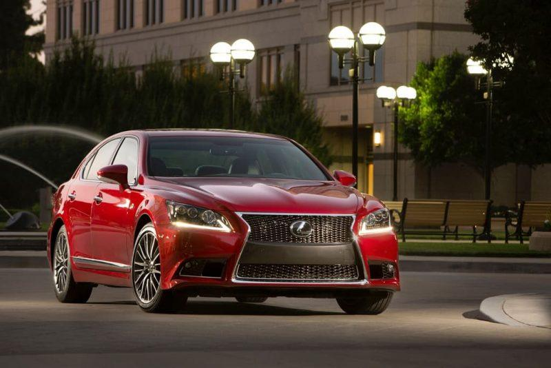 Lexus LS 460 L, 381 л. с., 4 года