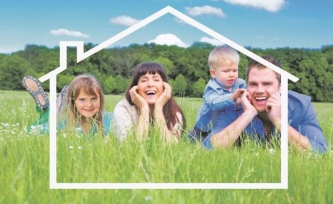 Рисунок 1. Семья и дом
