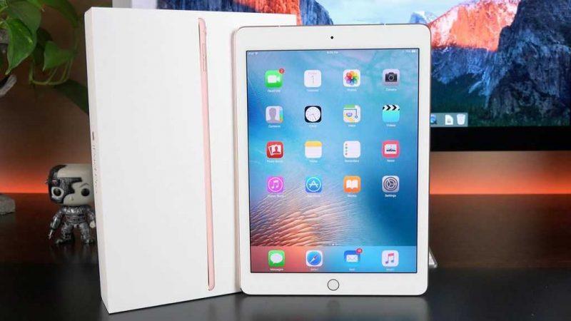 Рис 3. Главный приз конкурса – планшет Apple iPad 9,7