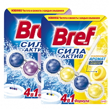 Чистящее средство BREF СИЛА АКТИВ