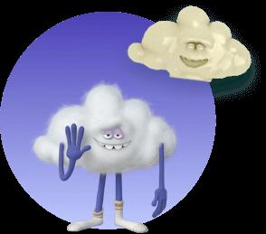 Мистер облачко