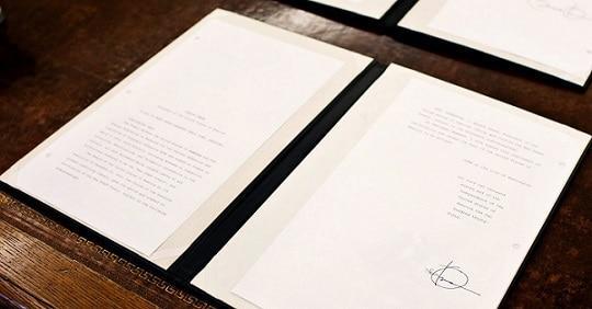 Рис. 2. Открытая папка с документами. Источник: сайт «Банксправка»