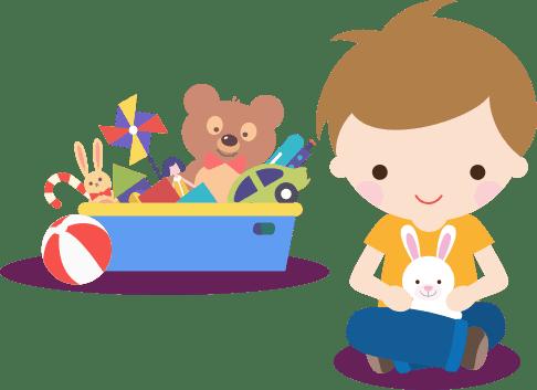 Рис. 9. Бонусы за покупку детских товаров