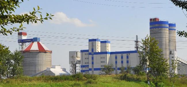 Рисунок 2. Один из заводов «Мечела»