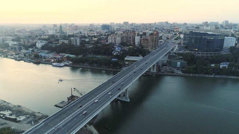 Рисунок 2. Ворошиловский мост «Мостотреста»