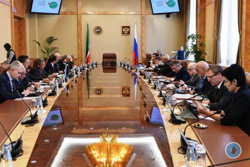 Рисунок 2. Заседание Совета директоров «Татнефти»