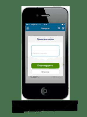 Рис. 13. Раздел «Бонус +1» в мобильном приложении