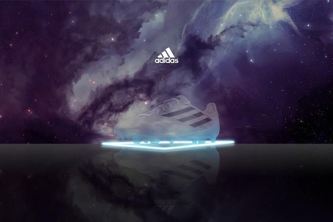 Рис.7. Логотип на фирменном кроссовке Адидас