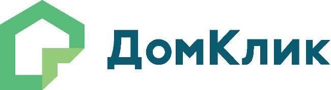 Рис.1. Логотип ДомКлик
