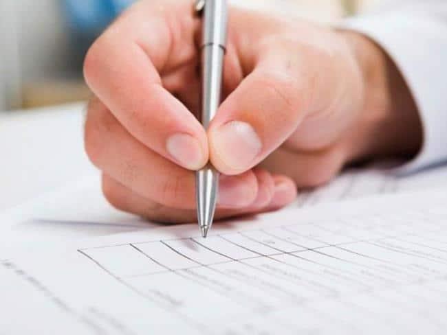 Рис.3. Процесс подписания договора