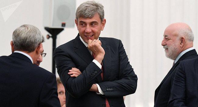 Рис.1. Конечный владелец большего пакета акций АО «НПФ «Магнит» - Галицкий С.Н.