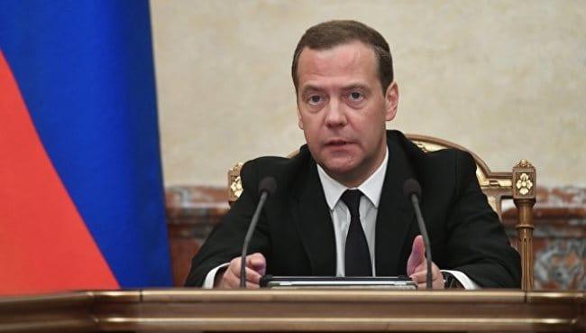 Рисунок 4. Дмитрий Медведев. Источник: РИА Новости