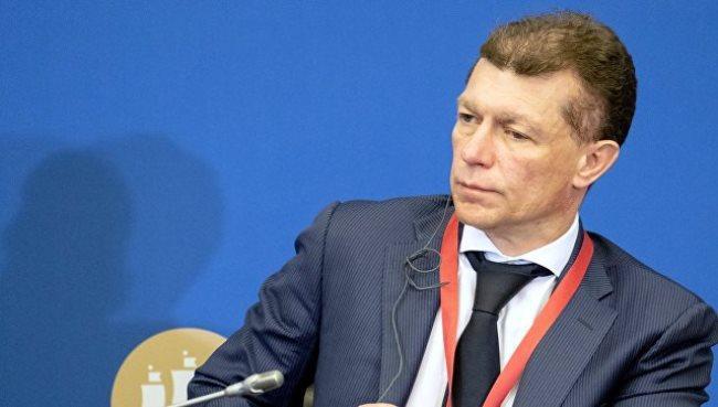 Рисунок 6. Максим Топилин. Источник: РИА Новости