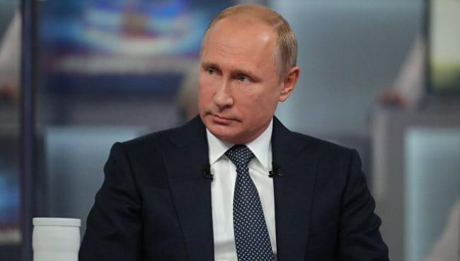 Рисунок 9. Владимир Путин. Источник: РИА Новости