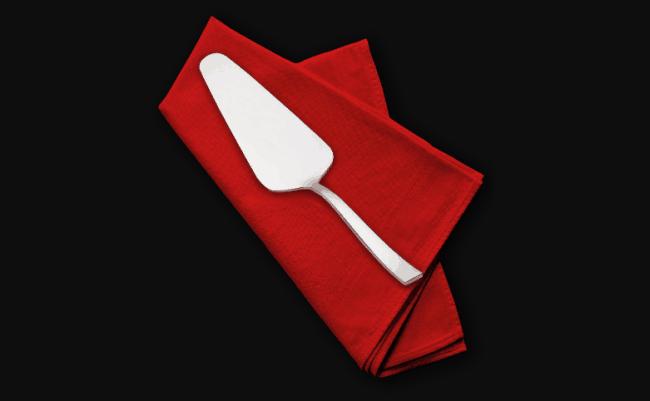 Рис. 7. Лопатка для торта