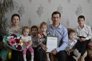 В ставропольском крае сколько получают пособия за третего ребенка?