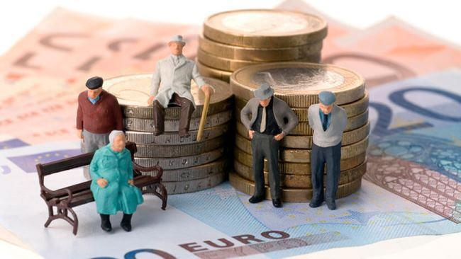 Фото 4. Немецкие пенсионеры зарабатывают не так уж и много по меркам соседних стран