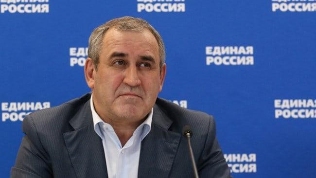 Рис. 4. Сергей Неверов