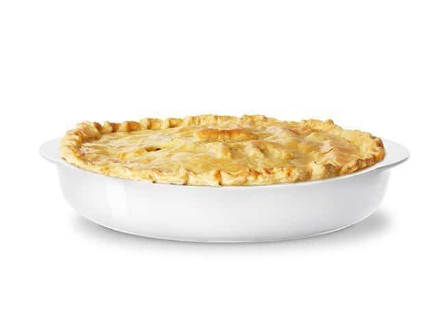 Рис. 3. Блюдо для пирога, 30 см