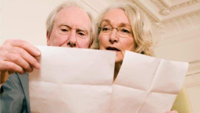 Фото 6. Государство начинает посылать гражданам письма с информацией о пенсии, когда люди-то о ней ещё и не думают.