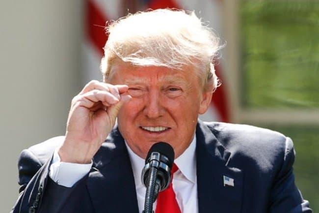 Рис. 6. Дональд Трамп