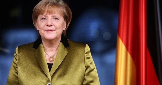 Рис. 7. Ангела Меркель