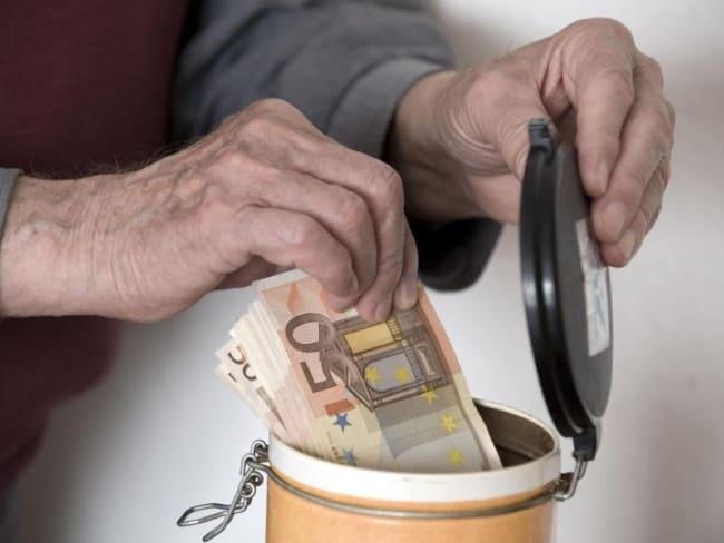 Фото 7. Пенсии германских пенсионеров складываются из многих показателей