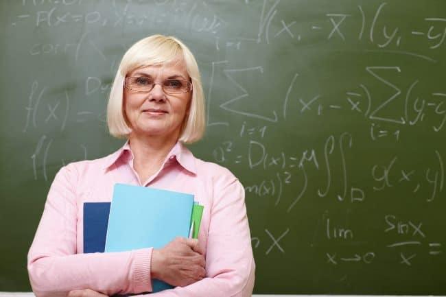 Рис. 2. Возраст педагога не влияет на право получения компенсации