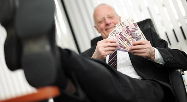 Фото 3. Выгоднее всего быть пенсионером-госслужащим из Германии