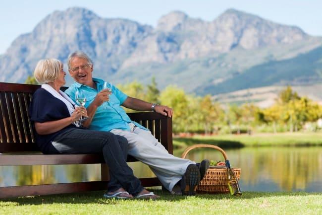 Рис. 2. Самые богатые пенсионеры живут в Люксембурге