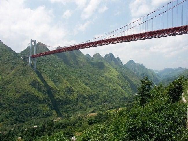 Рис. 8. Мост Changde-JishouExpressway