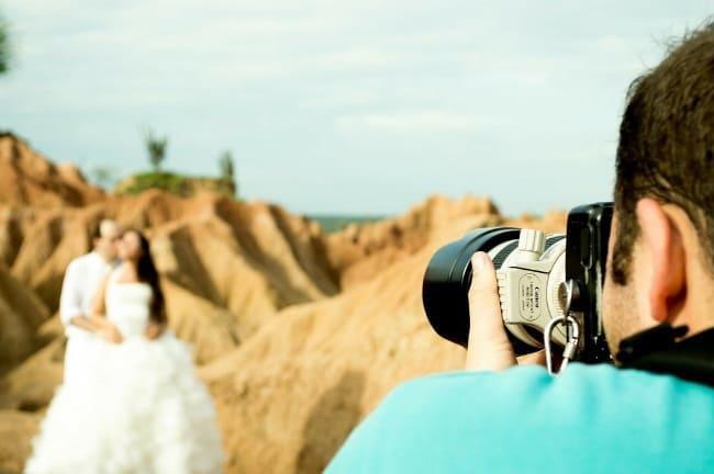 Рис. 4. Свадебный фотограф