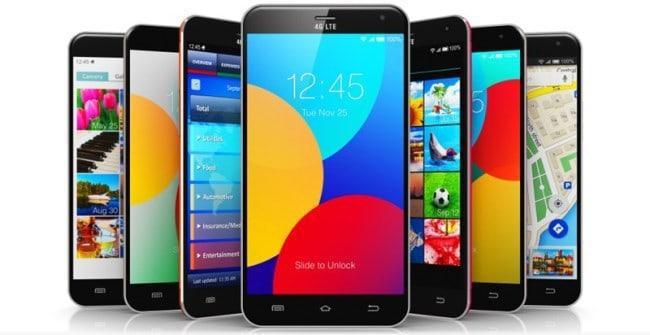 Рис. 2. Не все смартфоны поддерживают обновления