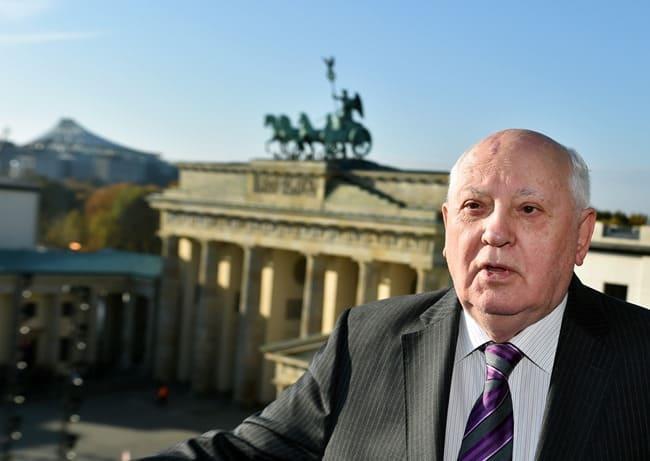 Какую пенсию получают Горбачев, Ельцин и Лужков?