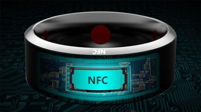 Рис.1. Чип NFC позволяет записывать любые операции