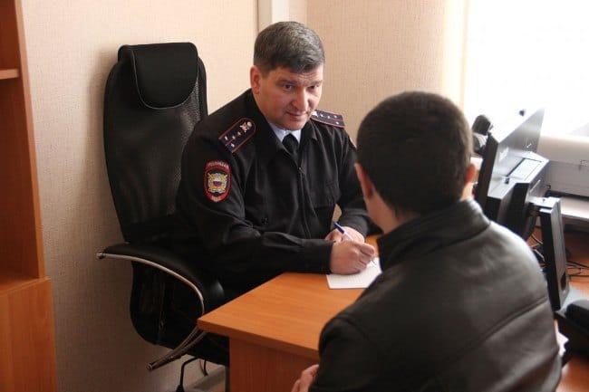 Рис 1. Своевременное заявление в полицию позволит избежать наказания за утерю паспорта.
