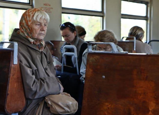 Рис. 2. Льготный проездной для пенсионеров