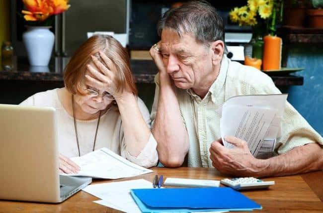 Рис. 3. Работающие пенсионеры