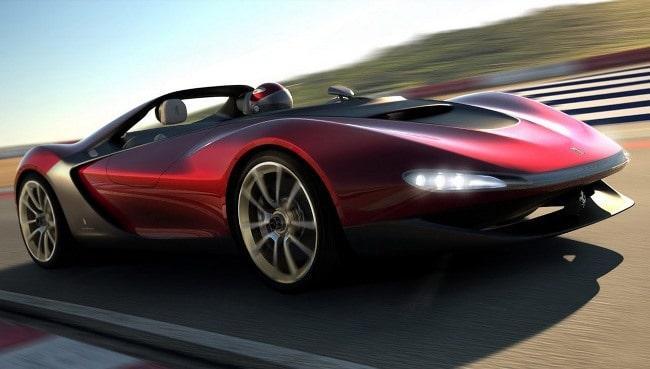 Рис. 7. Ferrari Pininfarina Sergio