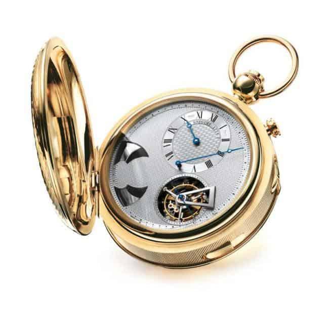 Рисунок 1. Карманные часы Breguet.