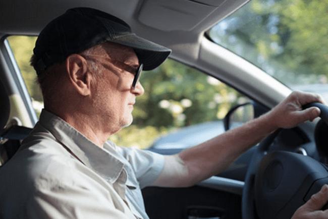 Рисунок 1. Пожилые люди платят сниженный транспортный налог