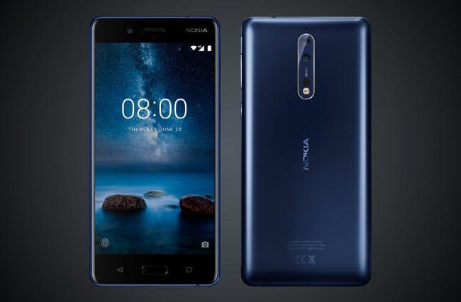 Рисунок 14. Nokia 8.