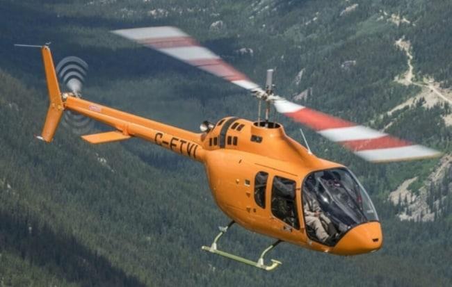 Рисунок 4. Bell 505.
