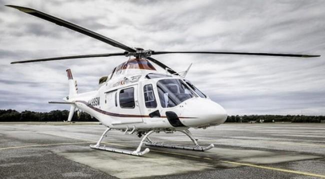 Рисунок 6. Agusta Westland AW119ke.