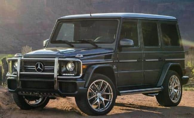 Рисунок 6. Mercedes AMG G 65.