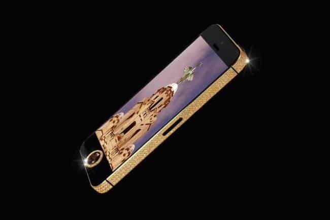 Рисунок 8. Iphone 5 Black Diamond.