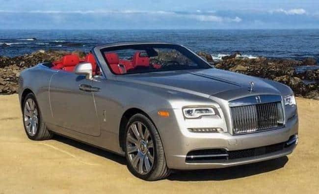 Рисунок 8. Rolls-Royce Dawn